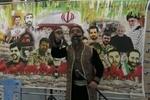 رونمایی از «پرده عشاق» ویژه شهدای مدافع حرم در آمل