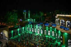 احیای شب بیست و سوم ماه رمضان در آستان مقدس امام زاده اسماعیل(ع)