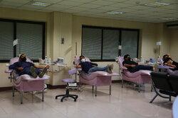 تهرانی ها در شب های قدر  ۲۹۲۱ واحد خون اهدا کردند