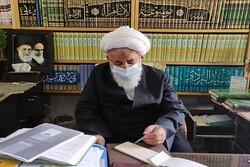 امام جمعه یزد هزینه مراسم ترحیم برادر خود را به ستاد دیه اهدا کرد