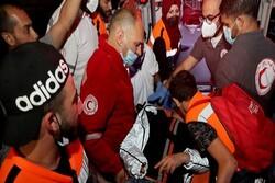 یورش نظامیان رژیم اشغالگر قدس به مسجدالاقصی/۱۷۸ فلسطینی زخمی شدند
