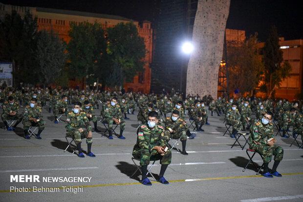 مراسم احیاء شب بیست و سوم ماه مبارک رمضان - دانشکده افسری امام علی (ع)