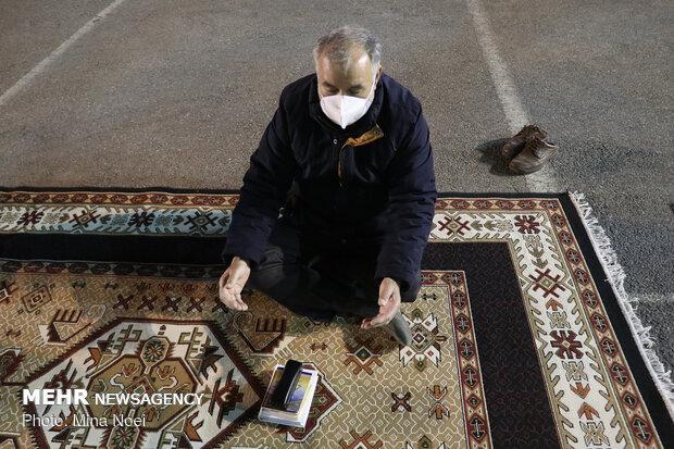 احیا شب بیست و سوم در تبریز