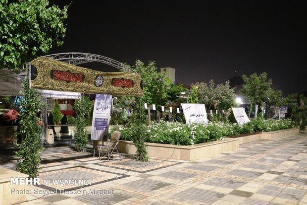 برگزاری مراسم سومین شب قدر در مشهد