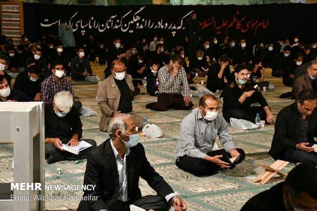 مراسم احیای شب های قدر در سیستان و بلوچستان