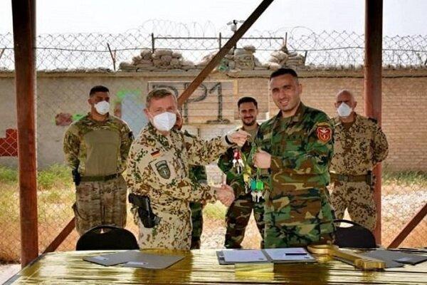 ارتش افغانستان یک پایگاه نظامی دیگر را از نیروهای ناتو تحویل گرفت