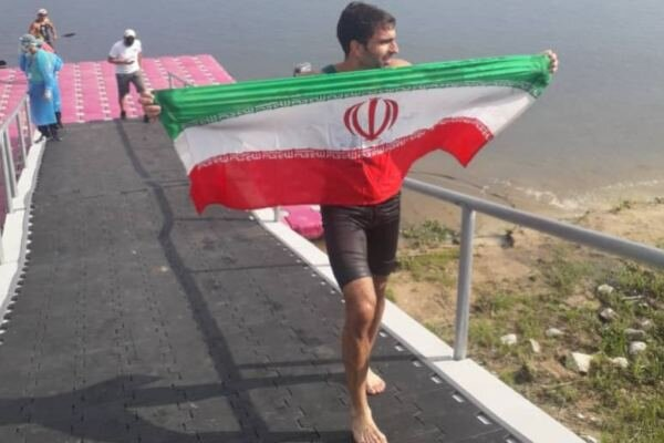 آقامیرزایی صاحب سهمیه المپیک شد/ اولین قایقران ایران در توکیو