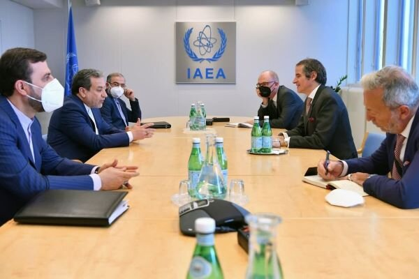 Araghchi, Grossi to hold meeting tonight