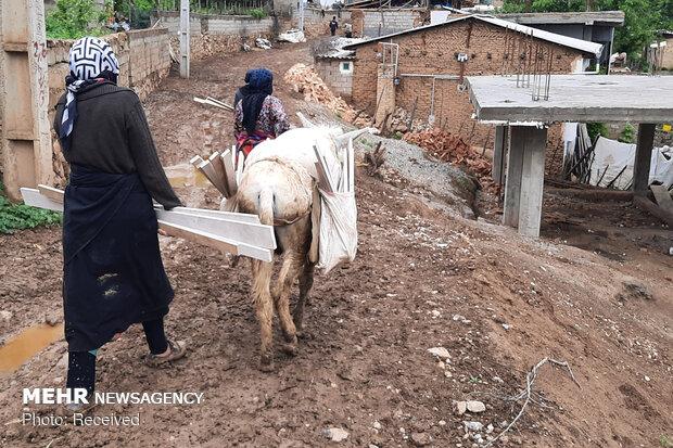 زلزلهزدگان «ویرو» در انتظار تحقق وعدهها