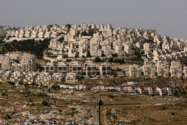 رژیم صهیونیستی شهرکسازیها در کرانه باختری را تشدید میکند