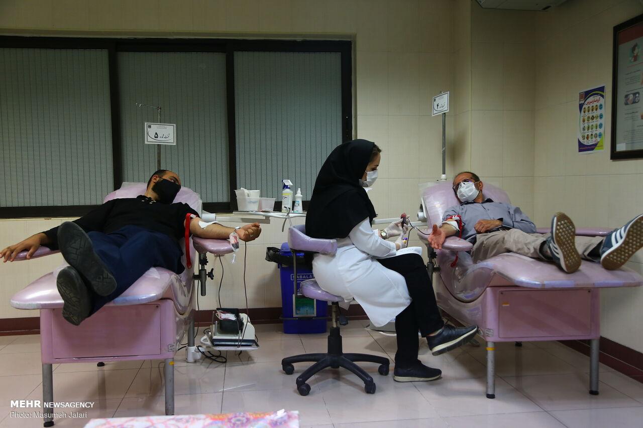 افزایش ۲۷ درصدی اهدای خون در شب های قدر/استان خونگرم در صدر اهدا