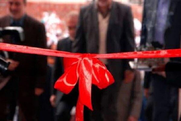 افتتاح 12 پروژه سلامت محور در شهر قزوین