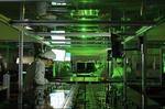 قدرتمندترین اشعه لیزر جهان ساخته شد
