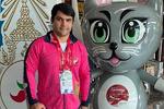پاراوزنهبردار ایران نایب قهرمان جهان شد