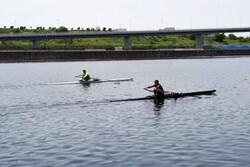 دریاچه آزادی میزبان اردوی انتخابی روئینگ مردان برای بازیهای آسیایی