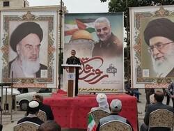 مبارزه مسلمانان تا آزادی قدس شریف و نابودی صهیونیست ها ادامه دارد