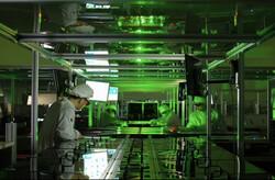 مرکز قطعات مدارهای مجتمع نوری ایجاد می شود