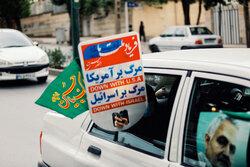 عهد دوباره دانشجویان خراسان شمالی با قدس/ شکست دشمن نزدیک است