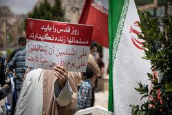 ایران پرچمدار میدان مبارزه با ظلم/ روز قدس مظهر مخالفت با موجودیت رژیم صهیونیستی