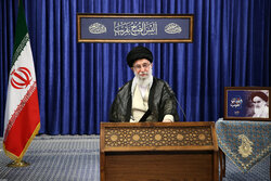 Islamic Revolution Leader delivers speech on Intl. Quds Day