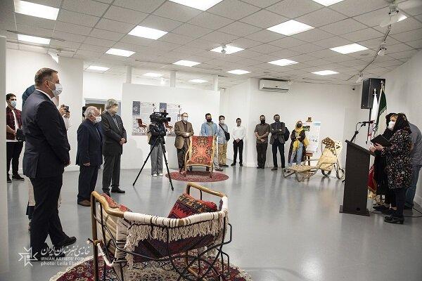 Iran-Poland Furniture Fair showcases two cultures' richness