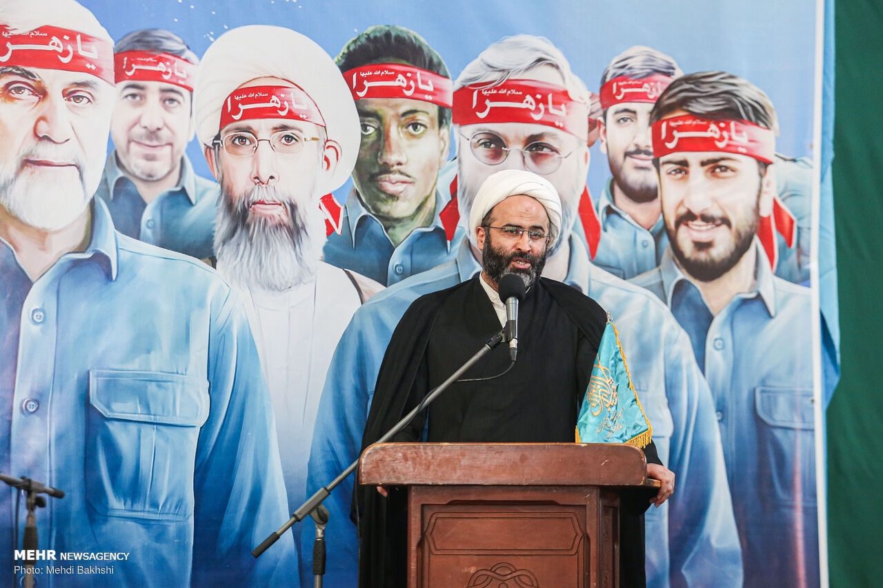 آزادسازی قدس مسئله اول جهان اسلام و آرمان شهید سلیمانی