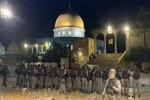 Siyonist güçlerinden Mescid-i Aksa'ya saldırı