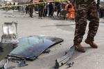 انفجار بمب مناطقی از شهر جلال آباد افغانستان را لرزاند