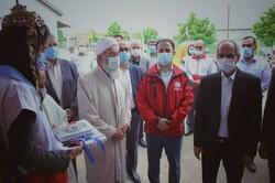 ۲۰ خانه هلال در گلستان افتتاح شد