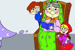 «سیبک و قصههای مادربزرگ» در رادیو سلامت
