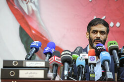 Iran 2021 Presidential Election's candidate holds presser