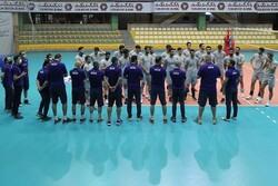 خیال راحت «آلکنو» با تست منفی تیم ملی والیبال ایران