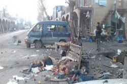 Three explosions hit Afghan capital on Saturday afternoon