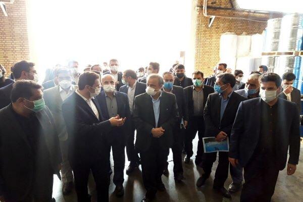 وزیر صمت وارد شهرستانهای جنوب شرق استان تهران شد