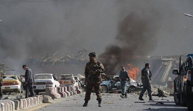 سقوط عشرات الشهداء والجرحى بتفجير في كابل