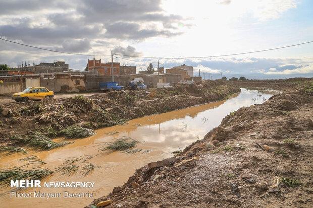هشدار هواشناسی نسبت به احتمال جاری شدن سیلاب در ۳ استان کشور