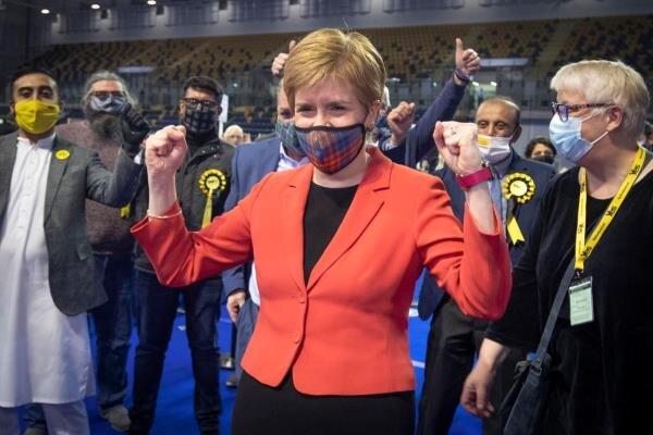 پیروزی احزاب طرفدار استقلال در انتخابات پارلمانی اسکاتلند