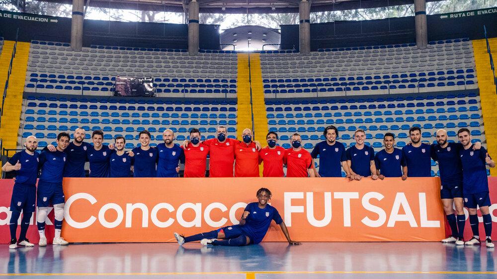 صعود آمریکا، گواتمالا، پاناما و کاستاریکا به جام جهانی فوتسال