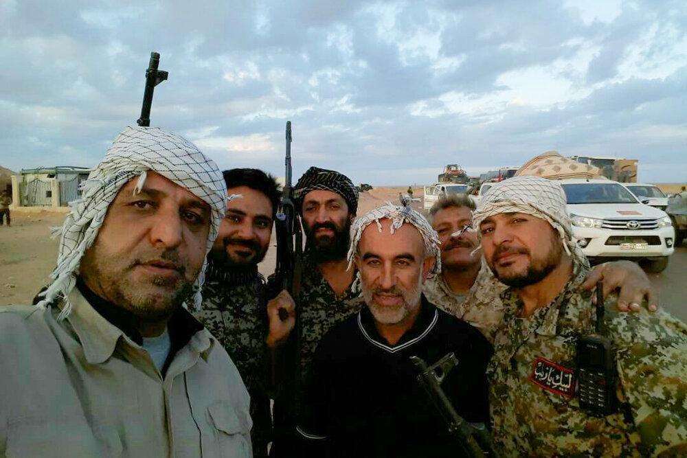 شهادت حق «سید رضا» بود/ گذر از مزارع گلستان و جهاد در سوریه