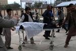 شمار شهدای انفجار کابل به ۵۸ نفر رسید