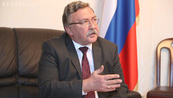 Risk of Vienna talks to increase after May 21: Ulyanov