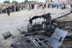 Kabul blast US conspiracy to return insecurity to Afghanistan