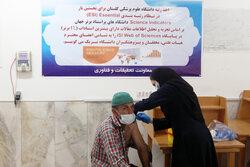 بیش از ۲۲ هزار سالمند بالای ۸۰ سال گیلانی واکسینه شدند