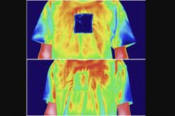 تولید پارچه ای که بدن را هم گرم و هم سرد می کند!