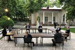 داورزنی با سفیر جدید ایتالیا در تهران دیدار کرد