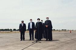 ایرانی عدلیہ کے سربراہ کا دورہ ہمدان