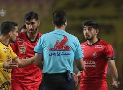 پرونده شکایت پرسپولیس از سپاهان به فدراسیون فوتبال ارسال شد