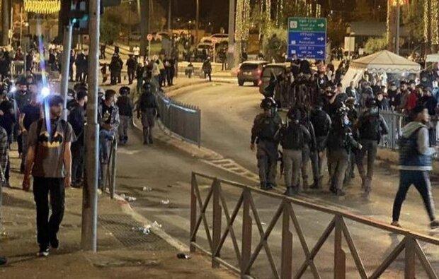 90 إصابة خلال المواجهات مع الاحتلال