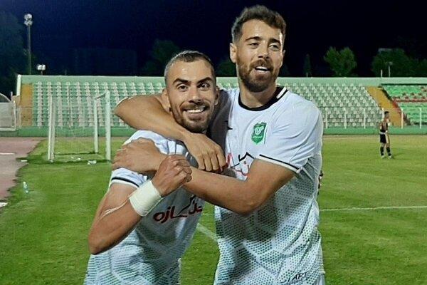 صعود مهاجم خیبرخرم آباد به صدر جدول گلزنان لیگ دسته اول