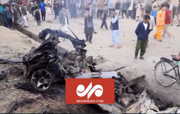 کابل میں گرلز  کالج پر دہشت گردانہ حملہ